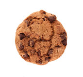 Tasty chocolate cookies Stock Images
