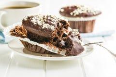 Tasty chocolate muffins. Stock Image