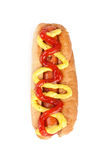 Tasty Classic Hot Dog Royalty Free Stock Images