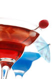 Tasty cocktails Stock Photography