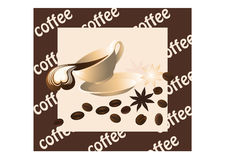 Tasty coffee Royalty Free Stock Image