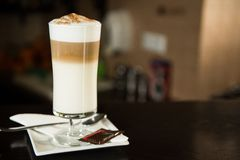 Tasty Coffee Drink Stock Photography
