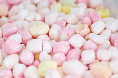 Tasty colorful jelly candies Royalty Free Stock Photos