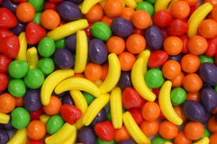 Tasty colors Royalty Free Stock Photos