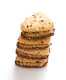 Tasty cookies Royalty Free Stock Photo