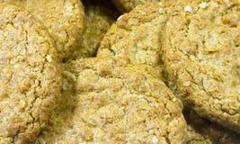 Oat cookies Stock Photos