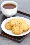 Tasty cookies Royalty Free Stock Image