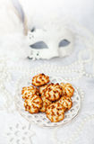Tasty cookies Royalty Free Stock Photography