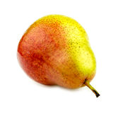 Tasty corella pear lying on its side Stock Photography
