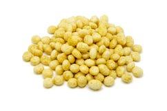 Tasty cornflakes Stock Photo
