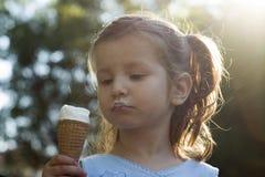 Tasty cream Stock Photos