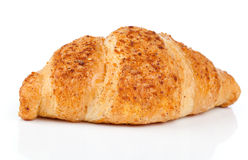 Tasty croissant Stock Photo