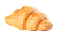 Tasty croissant Stock Photography