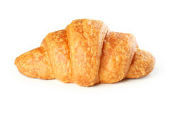 Tasty croissant Royalty Free Stock Photo