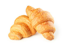 Tasty croissants Royalty Free Stock Image