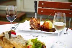 Tasty cuisine Royalty Free Stock Photos