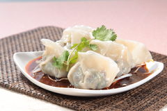 A tasty cuisine photo of dumpling. This is a tasty cuisine photo of dumpling Royalty Free Stock Image