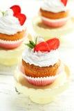 Tasty cupcake Royalty Free Stock Photography