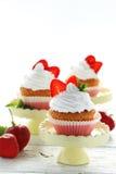 Tasty cupcake Royalty Free Stock Image