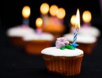 Tasty cupcakes Stock Photos