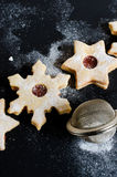 Tasty czech christmas sweets Stock Photography