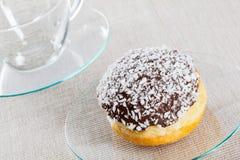 Tasty desert on the table Stock Image