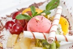 Tasty dessert Stock Photos