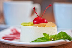 Tasty dessert Royalty Free Stock Images