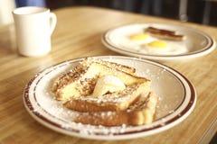 Tasty diner breakfast Royalty Free Stock Photo