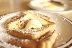 Tasty diner breakfast Royalty Free Stock Image