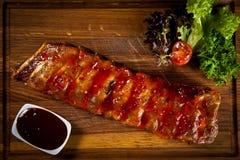 Tasty dish Stock Photo
