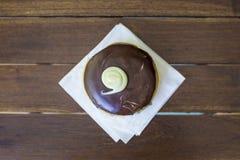Tasty donut Royalty Free Stock Photo