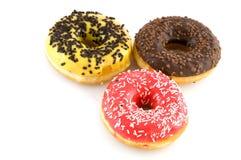 Tasty doughnuts Stock Photography