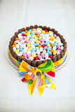 Tasty easter cake Royalty Free Stock Image