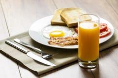 Tasty English Breakfast Royalty Free Stock Image