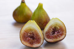 Tasty figs Royalty Free Stock Photo