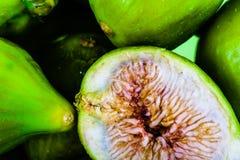 Tasty figs Stock Photo