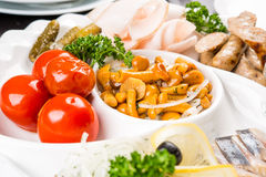 Tasty food Royalty Free Stock Photography