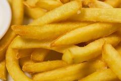 Tasty french fries. Stock Photos