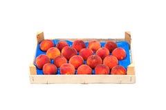 Tasty fresh peaches Royalty Free Stock Photography