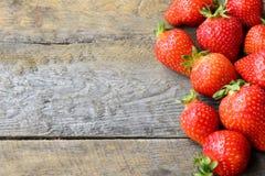 Tasty fresh Strawberries Stock Photo