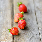 Tasty fresh Strawberries Royalty Free Stock Images