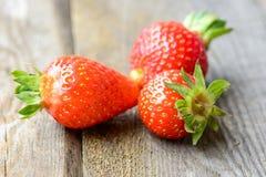 Tasty fresh Strawberries Stock Image