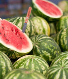 Tasty fresh water-melon Royalty Free Stock Image