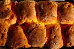 Freshly Baked Buchteln Stock Photo