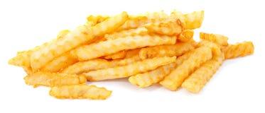 Tasty fries Stock Photo
