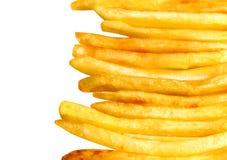 Tasty fries Stock Image