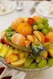 Tasty fruit salad Royalty Free Stock Photos