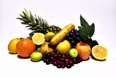 Tasty Fruits. Organic Food. Natural Fruits. Stock Images