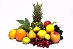 Tasty Fruits. Organic Food. Natural Fruits. Royalty Free Stock Photography